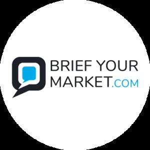 Brief Your Market logo